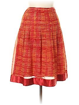 Bob Mackie Silk Skirt Size 6