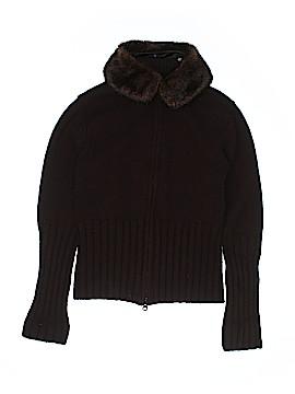 Willi Smith Wool Cardigan Size M