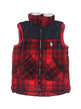 U.S. Polo Assn. Vest Size 5T