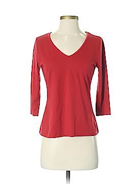 Apostrophe 3/4 Sleeve T-Shirt Size S (Petite)