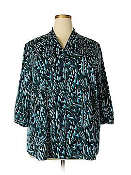 Classiques Entier 3/4 Sleeve Blouse Size 18 (Plus)
