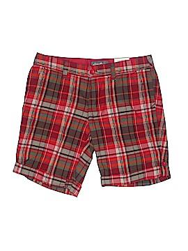 Eddie Bauer Khaki Shorts Size 8