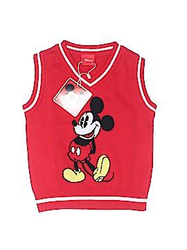 Disney Sweater Vest Size 3