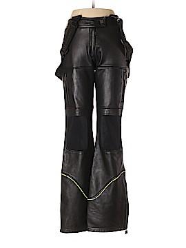 Chanel Leather Pants Size 40 (EU)