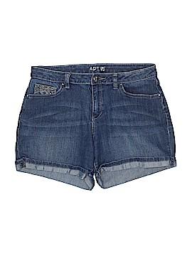 Apt. 9 Denim Shorts Size 8