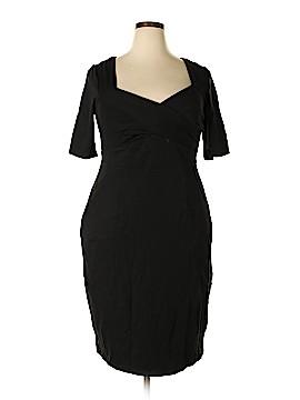 EShakti Casual Dress Size 1X (Plus)