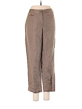 Ann Taylor LOFT Outlet Linen Pants Size 8