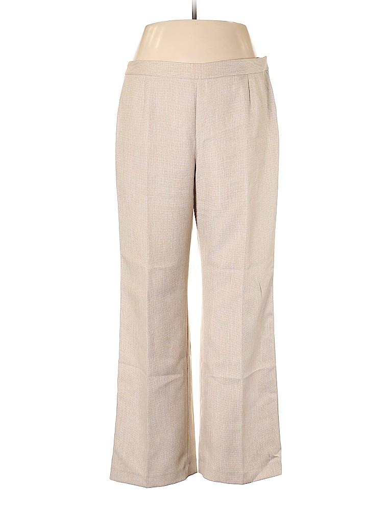 Le Suit Women Dress Pants Size 16