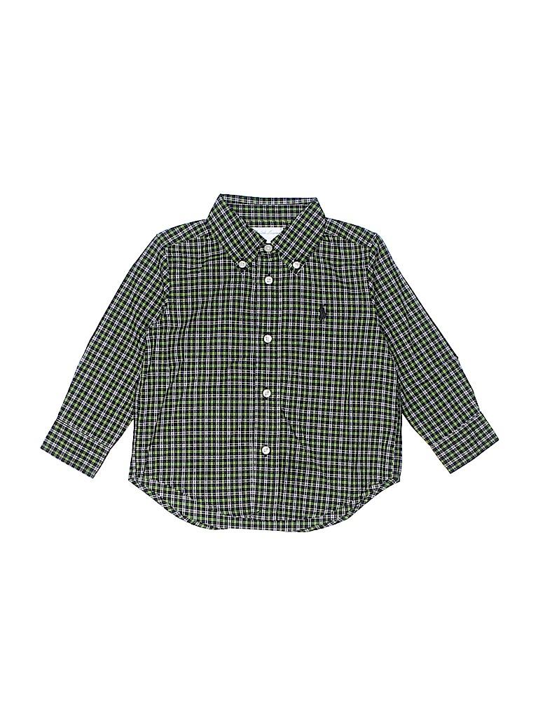 8b42f56a order ralph lauren check green shirt black 056f0 69328