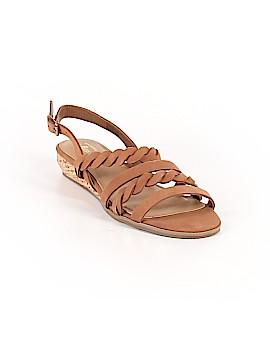 G.H. Bass & Co. Sandals Size 9 1/2