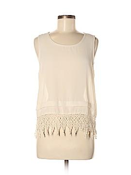 Jella Couture Sleeveless Blouse Size M