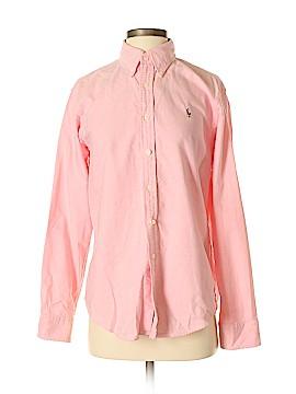 Ralph Lauren Long Sleeve Button-Down Shirt Size 12