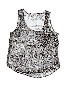 Tramp Sleeveless Blouse Size L