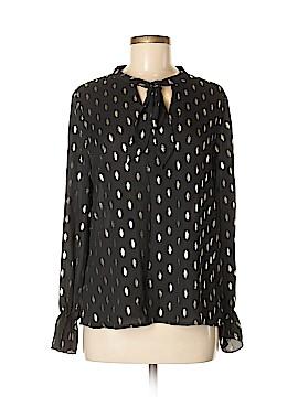 Boohoo Boutique Long Sleeve Blouse Size 6