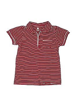 Tea Short Sleeve Polo Size 6 - 7