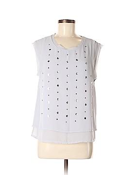 Ro & De Short Sleeve Blouse Size M