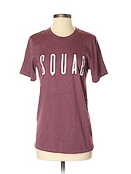 Canvas Short Sleeve T-Shirt Size S