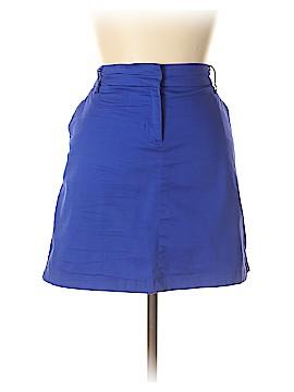 British Khaki Casual Skirt Size 10