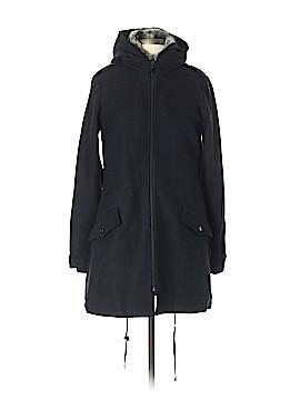Aqua Wool Coat Size XS
