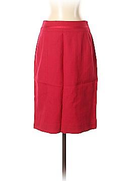 White House Black Market Wool Skirt Size 4