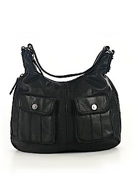 Linea Pelle Leather Shoulder Bag One Size