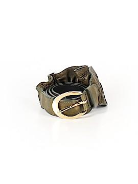 D. Exterior Leather Belt Size 2