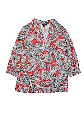 H&M Long Sleeve Blouse Size 1X (Plus)