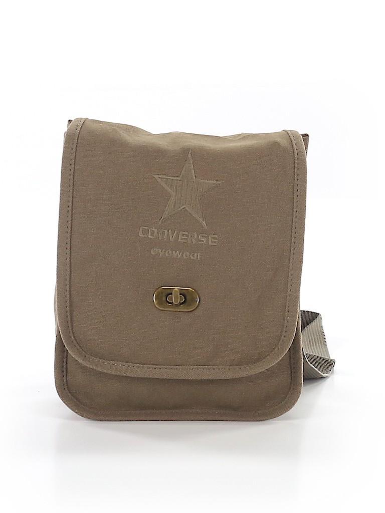 c18b54f14881 Converse Graphic Dark Green Crossbody Bag One Size - 59% off