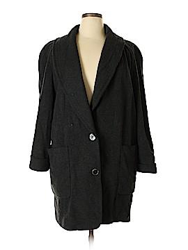 Liz Claiborne Wool Coat Size L
