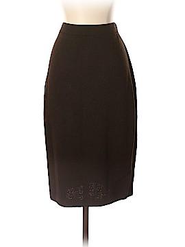 St. John Wool Skirt Size 8