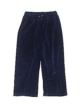 Deux Par Deux Velour Pants Size 4
