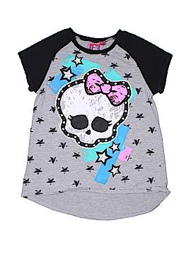 Monster High Short Sleeve Top Size 10 - 12