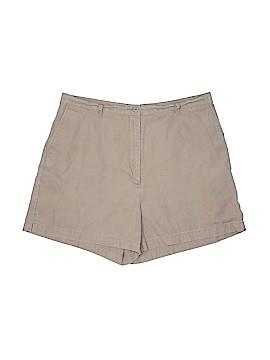 Eddie Bauer Khaki Shorts Size 16