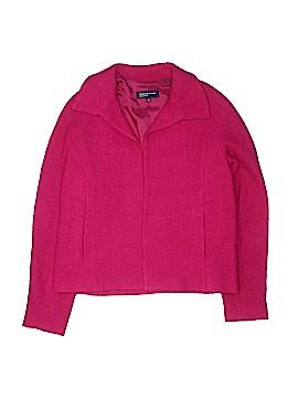 Jones New York Signature Wool Coat Size S