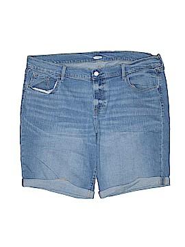 Old Navy Denim Shorts Size 18 (Plus)