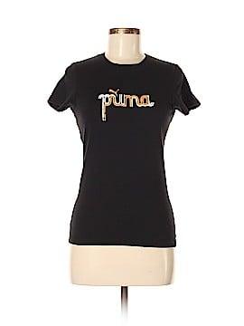 Puma Short Sleeve T-Shirt Size M