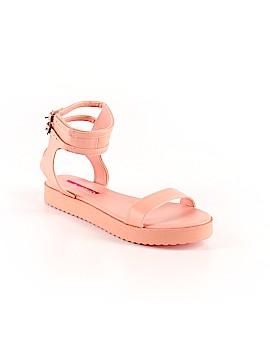 C Label Sandals Size 8 1/2
