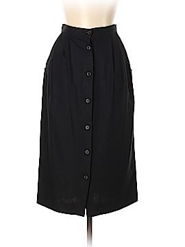 Chaus Silk Skirt Size 6
