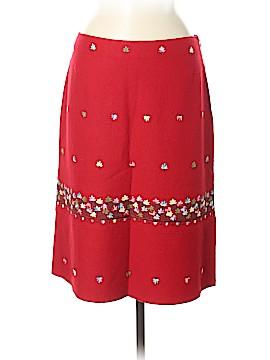 Jill Stuart Wool Skirt Size 8