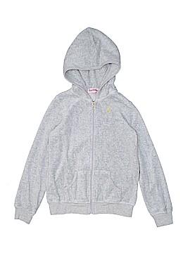 Juicy Couture Zip Up Hoodie Size 6X