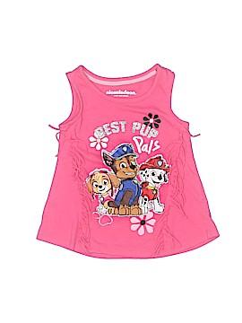 Nickelodeon Sleeveless Top Size 3T