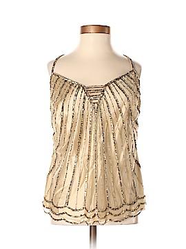 Dana Buchman Sleeveless Silk Top Size 2