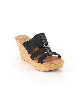 Italian Shoemakers Footwear Mule/Clog Size 9
