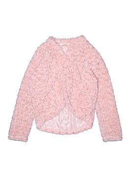 Self Esteem Faux Fur Jacket Size L