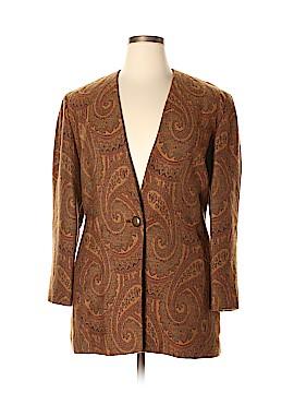 Ellen Tracy Wool Coat Size 16
