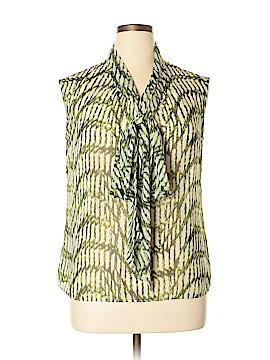 Jones New York Collection Sleeveless Blouse Size 14 (Petite)
