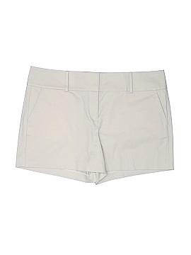 Ann Taylor Factory Khaki Shorts Size 14