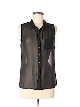 Cielo Short Sleeve Button-Down Shirt Size M