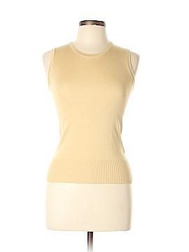 Piazza Sempione Silk Pullover Sweater Size 46 (IT)