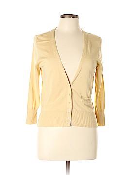 Piazza Sempione Silk Cardigan Size 46 (IT)
